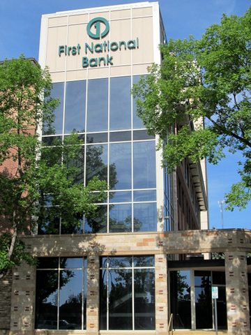 First National Bank announces $150,000 RMI investment