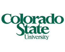 Colorado State University Fort Collins Colorado logo
