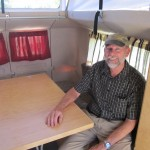 Practical need inspires Loveland man's invention of connectable camper, shelter panels
