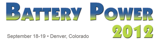Battery Power Conference logo