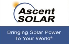 Ascent Solar selected to provide solar modules for new Foxconn factory in Zhenzhou City, China