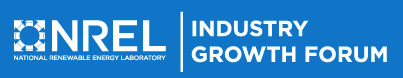 NREL Industry Growth Forum logo