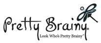 Pretty Brainy logo