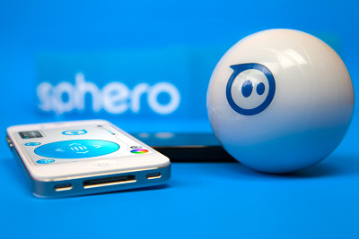 Orbotix reinvents games with Sphero, smartphone-controlled ball set to wow this Christmas