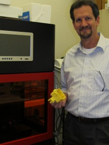 CSU's 3-D print lab extends services to campus, community to fast-track ideas into reality