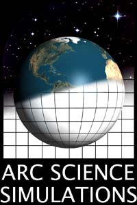 ARC Science Simulations take on the world