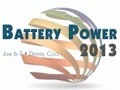 Battery Power 2013 to help draw roadmap to future of portable power