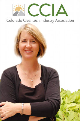 INterview with Colorado Cleantech Industry Association Executive Director Chris Shapard