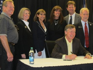 Hickenlooper signs Advanced Industries Acceleration Act to help boost high-tech sectors