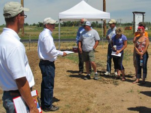 LCS holds first open house and field tour, marks three years of innovative seed breeding in United States