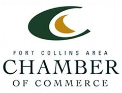 Fort Collins Area Chamber of Commerce logo
