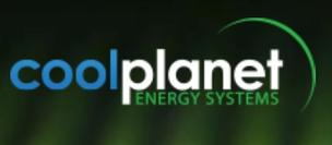 Cool Planet Energy Systems welcomed to state by governor