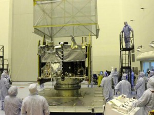 MAVEN Mars spacecraft delivered from Colorado to Florida for launch