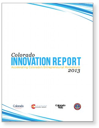 COIN releases 2013 Colorado Innovation Index
