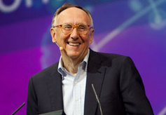 Esri President Jack Dangermond to keynote APEX 2013 on Sept. 11