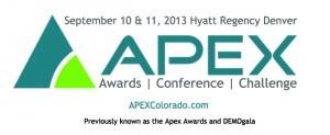 APEX Challenge pitchfest presenters announced