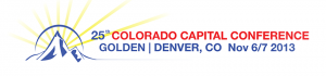 Rockies Venture Club to host 25th Colorado Capital Conference Nov. 6-7