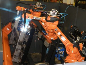Wolf Robotics builds welding systems, brings jobs home to the U.S.