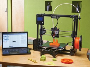 Aleph Objects releases LulzBot TAZ 2 3D printer that prints without computer attachment