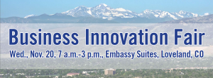 Business Innovation Fair set for Nov. 20 at Embassy Suites in Loveland