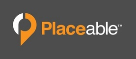 Placeable logo