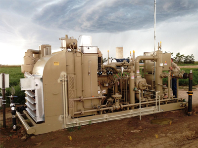 EcoVapor turns oil field waste stream into revenue source while improving the environment