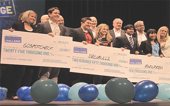 Decibullz scoops up $250K top prize at first CSU Blue Ocean Enterprises Challenge pitch competition