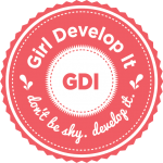 Girls Develop It logo