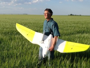 Agribotix drones taking on agriculture's field monitoring challenges
