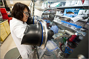 NREL researchers using nanotubes and nanorods to improve lithium-ion battery performance