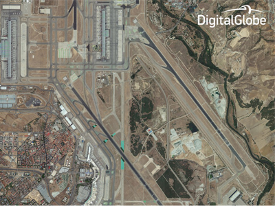 DigitalGlobe releases first images from its highest resolution satellite