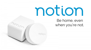 Notion raises $50K in Kickstarter campaign to develop its home intelligence sensor system