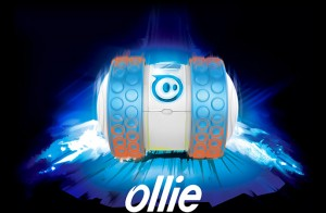 Sphero releases Ollie robotic toy in retail stores across U.S. and Canada