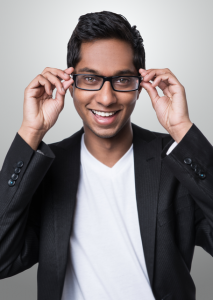 UNC student Raj Reddy is ready for startup success with mobile app called 'Short Order Slam'
