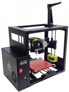 Aleph Objects debuts open source LulzBot Mini 3D printer at Consumer Electronics Show
