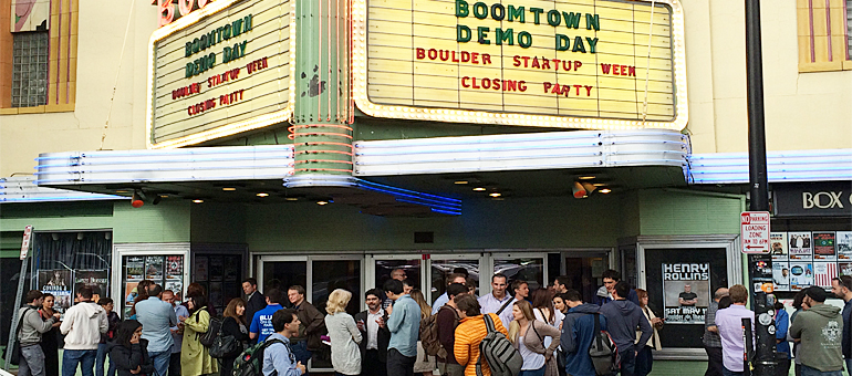 Boomtown Demo Day showcases latest startup class as Boulder Startup Week 2015 wraps up