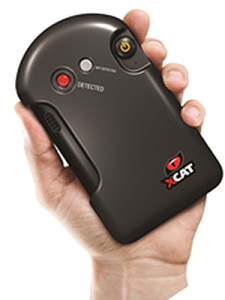 Lifeloc Technologies RedXDefense's all-in-one detection system