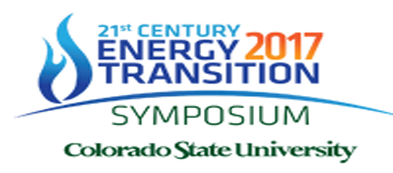 21st Century Energy Transition Symposium kicks off today at Colorado State