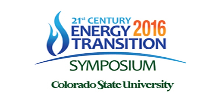 Sixth annual 21st Century Energy Transition Symposium is Sept. 28-29
