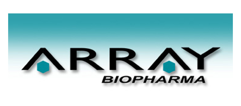 Array BioPharma drugs recommended by National Comprehensive Cancer Network for CR care