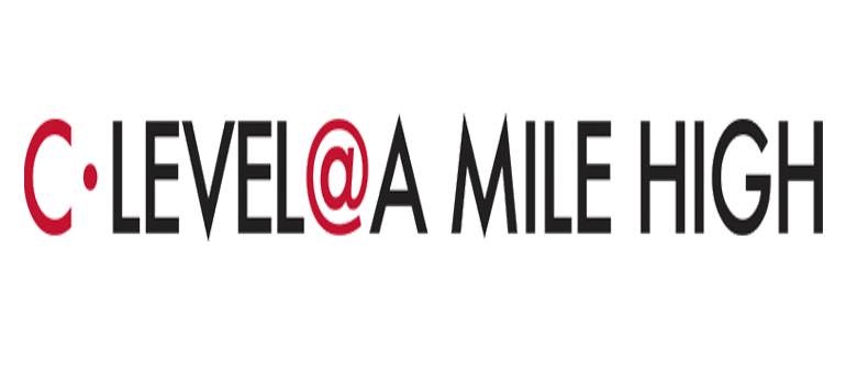 50 execs confirmed for C-Level @ A Mile High, registration deadline is March 1 for March 10 event