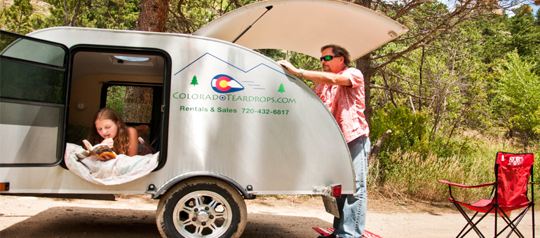 Colorado Teardrops makes an old concept new with customized innovations