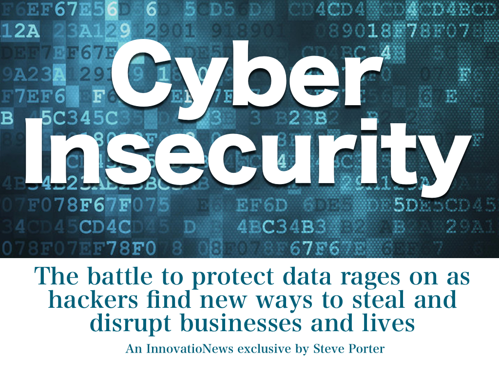 Cyber Insecurity: An eBook by Editor Steve Porter