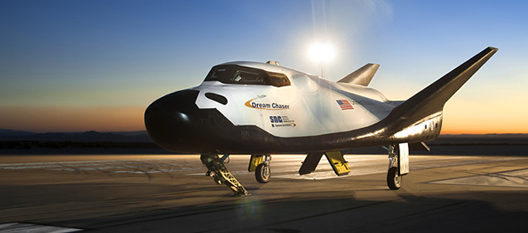 Sierra Nevada's Dream Chaser wins Popular Science aerospace award
