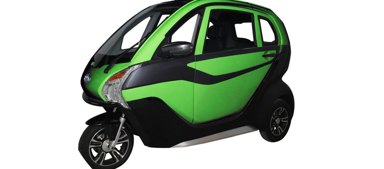 Echo3 electric automobiles contributing to