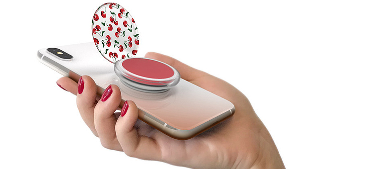 PopSockets releases PopGrip Lips for touch-ups