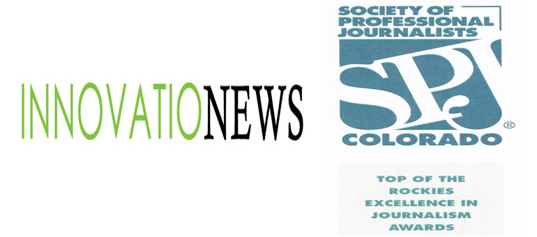 InnovatioNews picks up three awards in 2015 SPJ awards competition