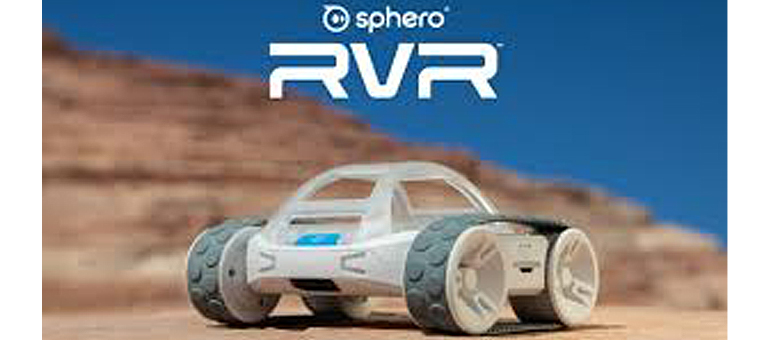 Sphero RVR now available worldwide after raising more than $1M in Kickstarter fundraiser