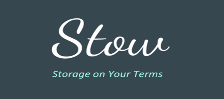 Stow matches those with storage needs with those having space to rent