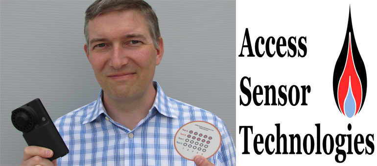Access Sensor Technologies developing environmental kits for contamination tests
